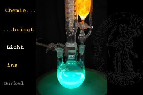 Chemie bringt Licht ins Dunkel